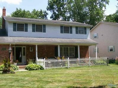 2222 Meadowcroft Lane, Toledo, OH 43615 - #: 6043606
