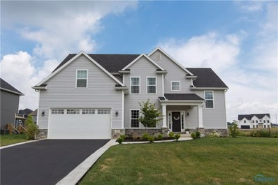 107 Barton Creek Drive, Perrysburg, OH 43551 - #: 6044142