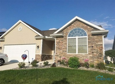 622 Meadowland Trail, Toledo, OH 43615 - #: 6047475