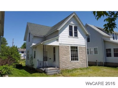 135 E. First St., Van Wert, OH 45891 - MLS#: 107026