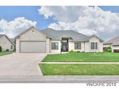 1063 Shawnee Drive, Van Wert, OH 45891 - MLS#: 108763
