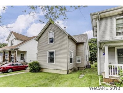 216 E. Montford, Ada, OH 45810 - MLS#: 109016