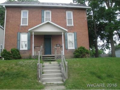 324 N High St, Kenton, OH 43326 - MLS#: 109257