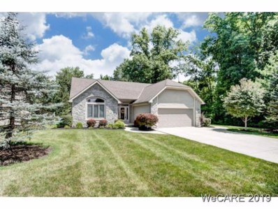2467 Struthmore Drive, Lima, OH 45806 - MLS#: 109456