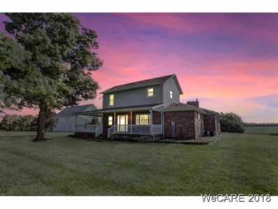 4275 Waynesfield Rd,, Harrod, OH 45850 - MLS#: 110110