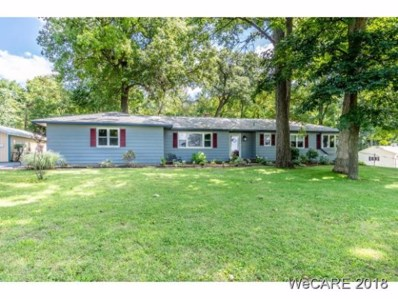 1353 Township Road 216, Bellefontaine, OH 43311 - MLS#: 110150