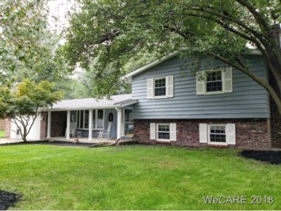 2837 Hummingbird, Lima, OH 45807 - MLS#: 110234