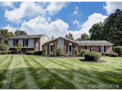 1515 Fairway Drive, Lima, OH 45805 - MLS#: 110396