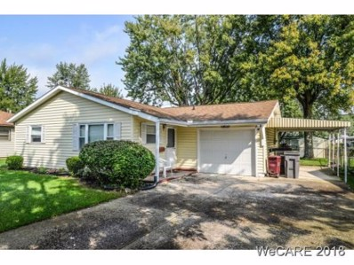 1714 Rice Ave, Lima, OH 45805 - MLS#: 110436