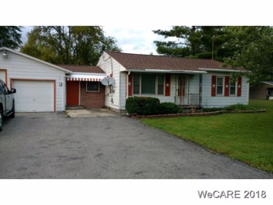 3232 Allentown Road, Lima, OH 45805 - MLS#: 110488