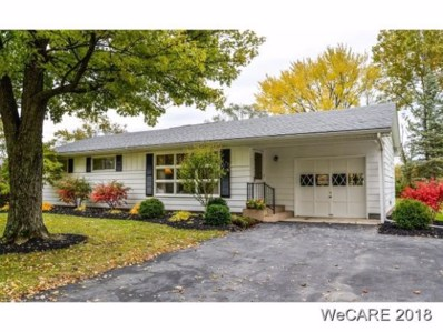 3621 Diller Rd, Lima, OH 45807 - MLS#: 110491