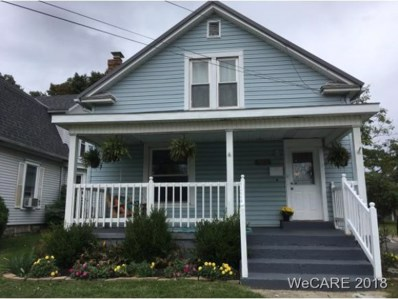 120 N. Hayes Street, Bellefontaine, OH 43311 - MLS#: 110563