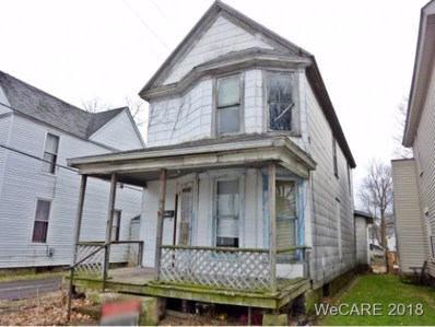 217 W Williams Ave, Bellefontaine, OH 43311 - MLS#: 111051