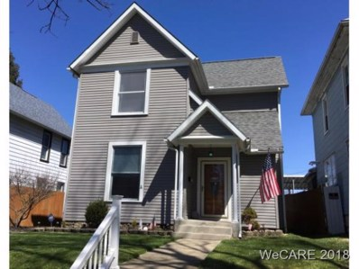 409 E. Chillicothe Ave., Bellefontaine, OH 43311 - MLS#: 111055