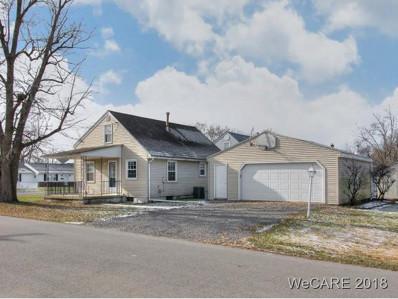 511 E High, Cridersville, OH 45806 - MLS#: 111147