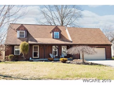 3037 Danny Dr., Lima, OH 45801 - #: 111843