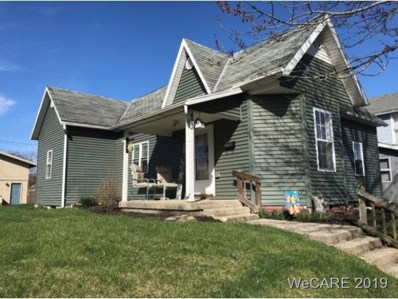 423 N. Perry, St Marys, OH 45885 - #: 112021
