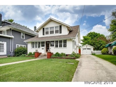 1724 Lakewood Ave., Lima, OH 45805 - MLS#: 112535
