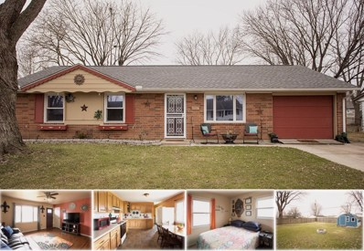 4507 Caddington Street, Enon, OH 45323 - MLS#: 1000658