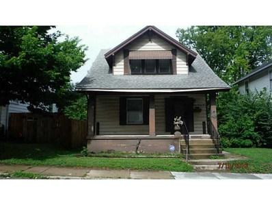 1225 Epworth Avenue, Dayton, OH 45410 - MLS#: 378602