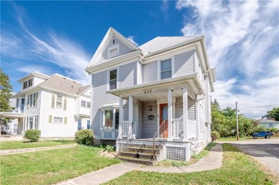 653 S Main, Bellefontaine, OH 43311 - MLS#: 402690