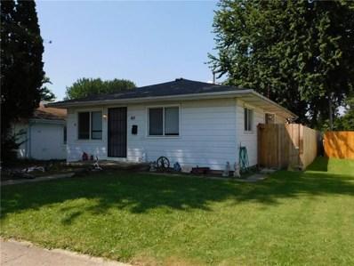 527 Fourth Avenue, Sidney, OH 45365 - MLS#: 409740