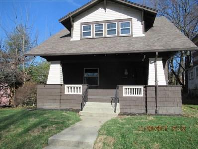 26 W Cecil Street, Springfield, OH 45504 - MLS#: 413126