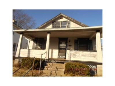 1236 W Mulberry Street, Springfield, OH 45506 - MLS#: 413569