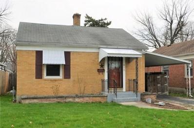 2810 Kenview, Dayton, OH 45420 - MLS#: 414152