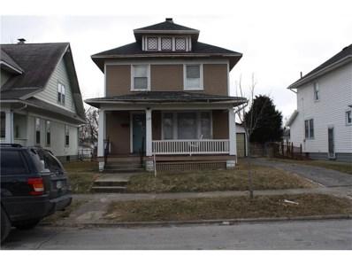535 E Rose Street, Springfield, OH 45505 - MLS#: 414278