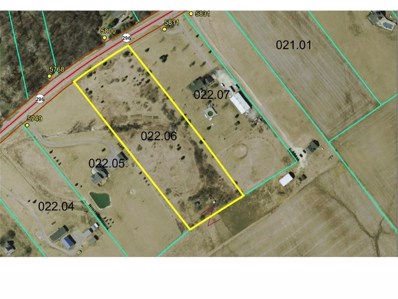 0 E State Route 296 UNIT Tract #3, Cable, OH 43009 - MLS#: 414360