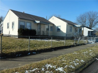 925 Southfield Avenue, Springfield, OH 45505 - MLS#: 414516
