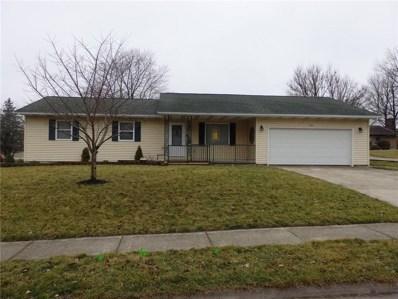 509 Oakwood Drive, Bellefontaine, OH 43311 - MLS#: 414767