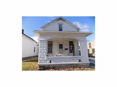 123 Clay, Bradford, OH 45308 - MLS#: 414910