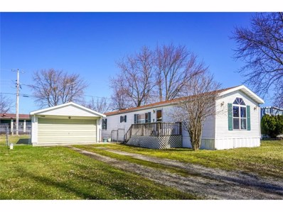11800 Sunview Street, Lakeview, OH 43331 - MLS#: 415194