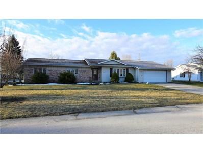 835 Park Drive, Wapakoneta, OH 45895 - MLS#: 415368