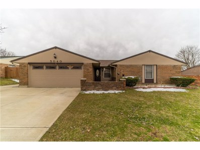 5040 Larchview Drive, Huber Heights, OH 45424 - MLS#: 415463