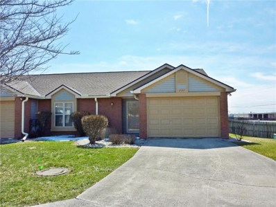 232 Cross Pointe Circle UNIT 232, Bellefontaine, OH 43311 - MLS#: 415485