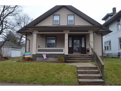 819 Elm Street, Springfield, OH 45503 - MLS#: 415504