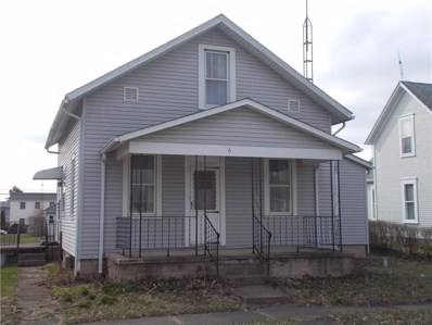6 Lafayette, Casstown, OH 45312 - MLS#: 415628