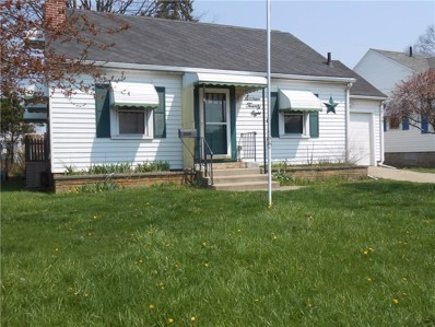 1628 W North Street, Springfield, OH 45504 - MLS#: 415770