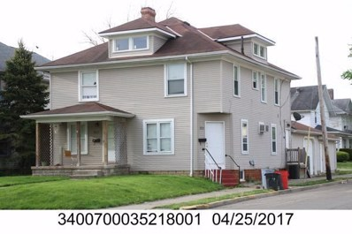 701 E Cassilly Street, Springfield, OH 45503 - MLS#: 416407