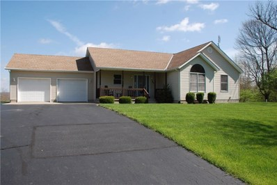 7239 State Route 287, Zanesfield, OH 43360 - MLS#: 416567