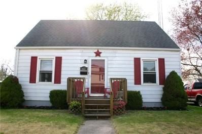 1027 N Burnett, Springfield, OH 45503 - MLS#: 416716