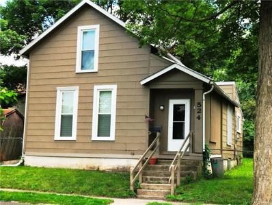 524 N Elm Street, Bellefontaine, OH 43311 - MLS#: 417043