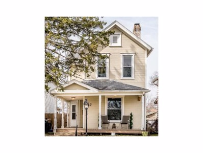527 Linwood Avenue, Springfield, OH 45505 - MLS#: 418732