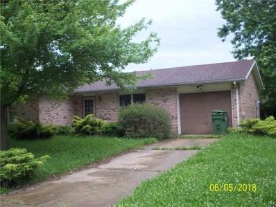 1341 Rutledge Street, Sidney, OH 45365 - MLS#: 418825