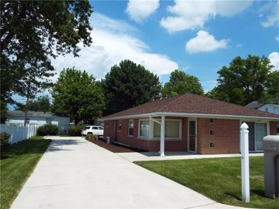 419 Harborview Drive, Russells Point, OH 43348 - MLS#: 419181
