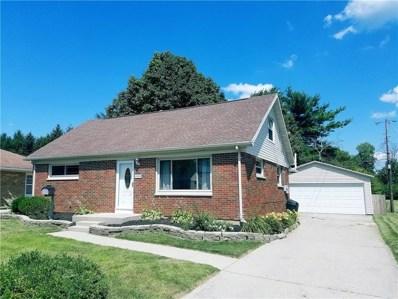4550 W Ridgewood Road, Springfield, OH 45503 - MLS#: 419292