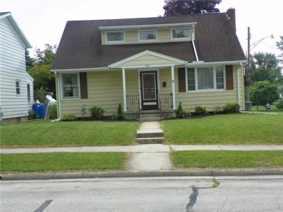 311 W Silver Street, Wapakoneta, OH 45895 - MLS#: 419346
